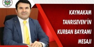 TİRE KAYMAKAMI TANRISEVEN'İN...
