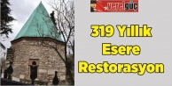 319 Yıllık Esere Restorasyon