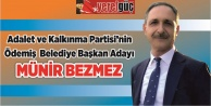 Ak Parti#039;nin Ödemiş Adayı Münir Bezmez