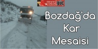 Bozdağ#039;da Kar Mesaisi