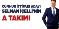 Selman İçelli 'nin A Takımı