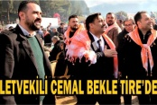 Cemal Bekle Tire'deydi